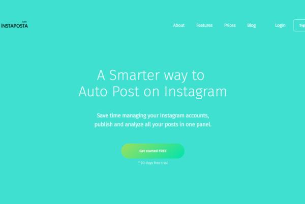 instaposta.co - screenshot - instagram scheduling service